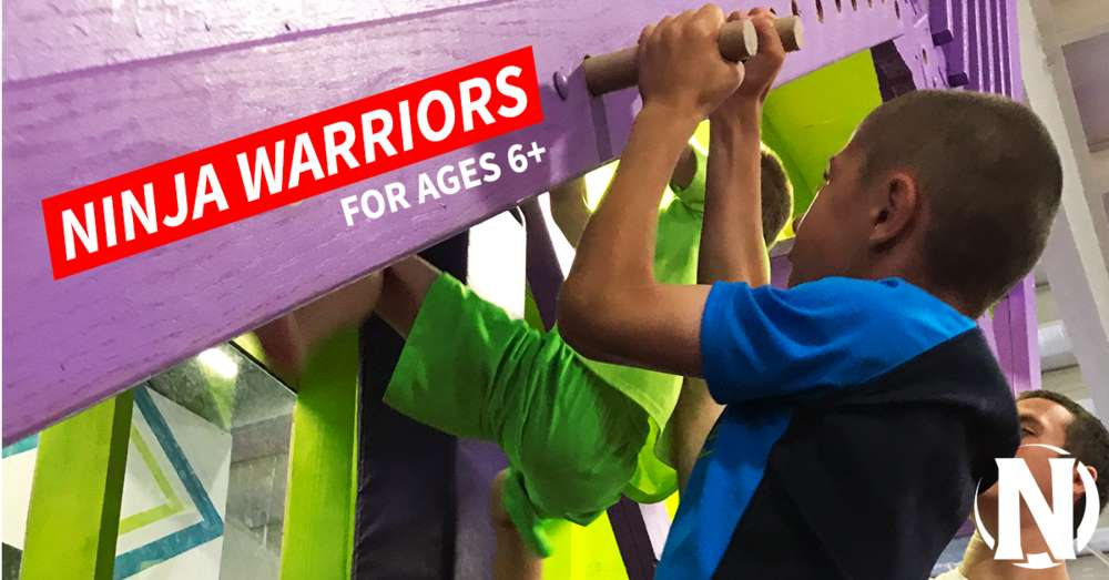 Northern Hemisphere Gymnastics - Ninja Warrior Program